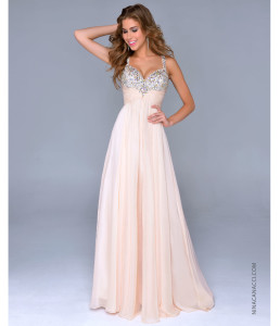 prom gowns plus size