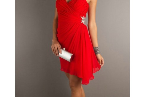 red-cocktail-dresses-cheap