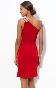 red-cocktail-dresses-plus-size