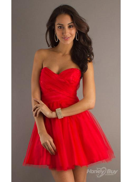 Red Cocktail Dresses Under 100 - Style Jeans