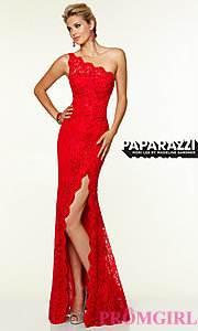 red-evening-dress-long-sleeve