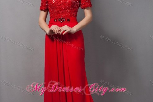 red-evening-dress-petite