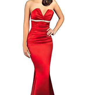 red-evening-dress-plus-size