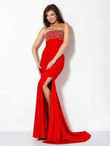 red-evening-dress-short