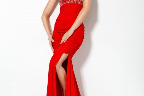 red-evening-dress-short