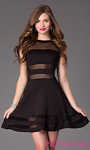 short black dresses for prom