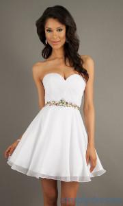 short white dresses plus size