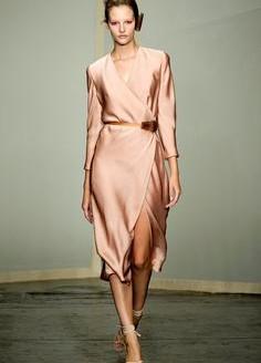 silk dress tumblr