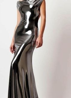 silver dresses for damas