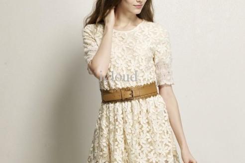 summer-dresses-with-sleeves-for-wedding