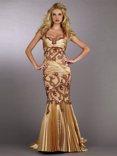 Most Unusual Evening Gowns