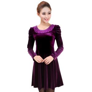 velvet dresses for juniors