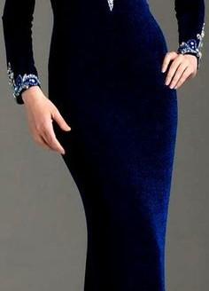 velvet dresses short