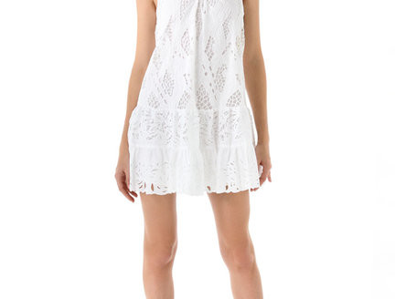 white lace summer dress uk