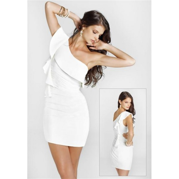 White party dresses for women - Style Jeans