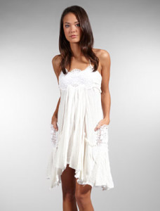 white summer dress 2