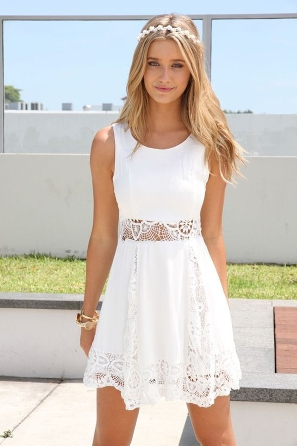 Summer long dresses tumblr long