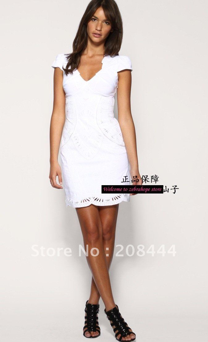 White clothing for women
