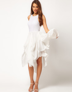 womens white dress coat