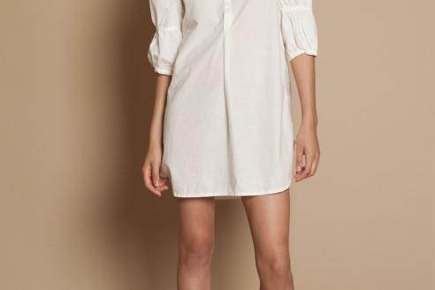 womens white dress shirt