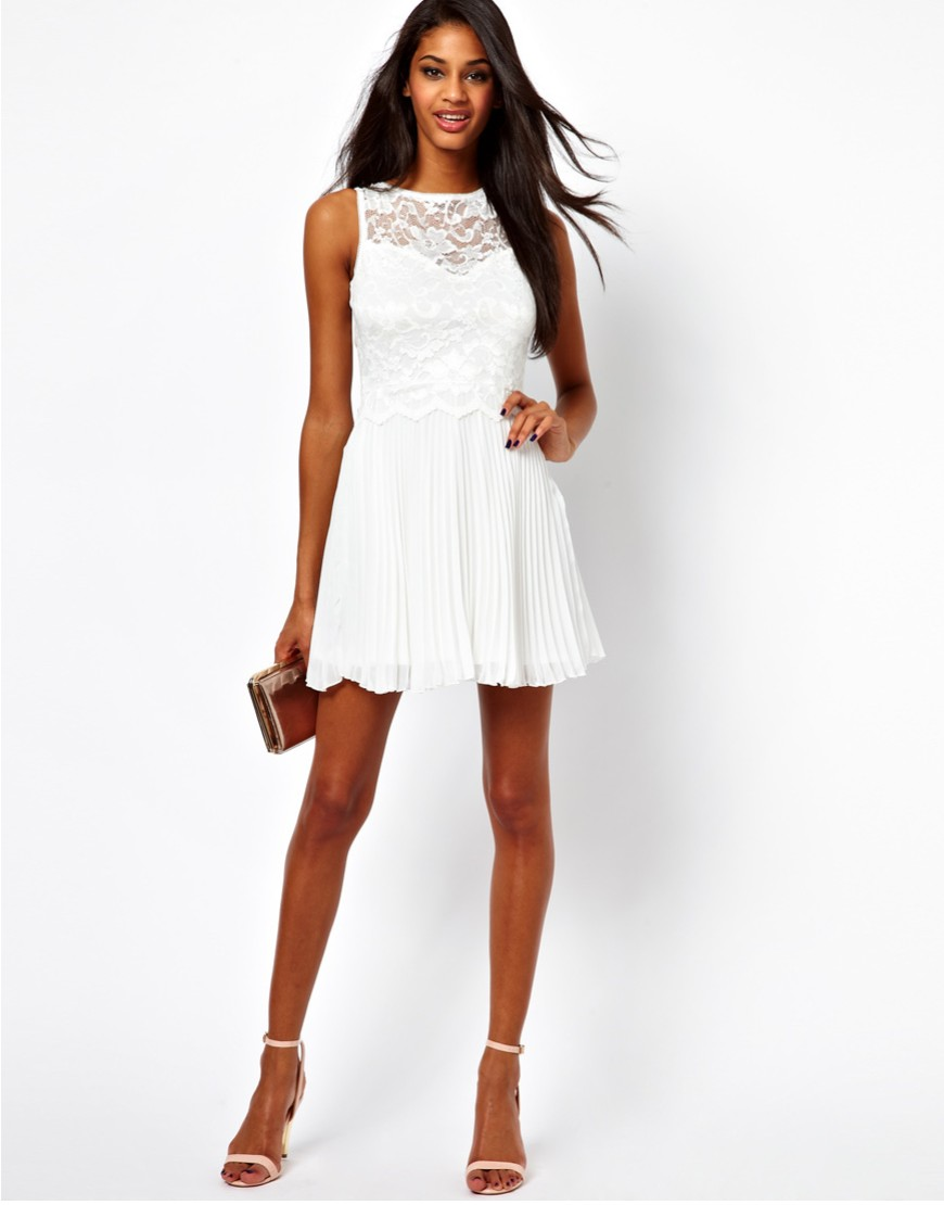white dresses for women - Gowns and Dress Ideas