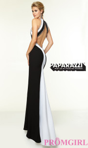 black and white formal dresses australia
