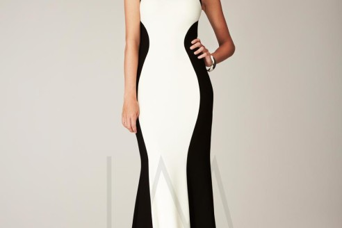 black and white formal dresses brisbane