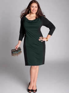 black dresses plus size juniors
