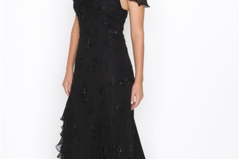 black evening gown 2