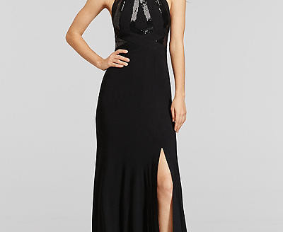 black evening gown 5