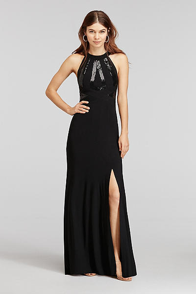 Black evening gown plus size - Style Jeans