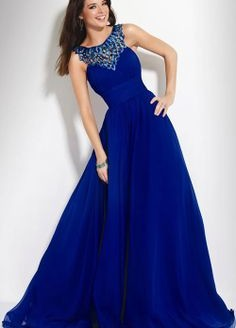 blue prom dress 3