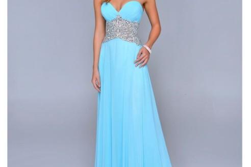 blue prom dress 5