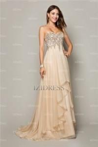 chiffon prom dresses 2016