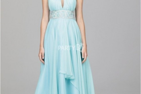 chiffon prom dresses 4