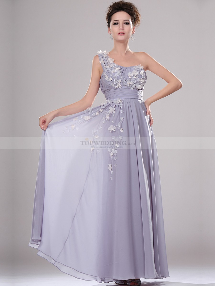 Chiffon Prom Dresses 2016 Style Jeans