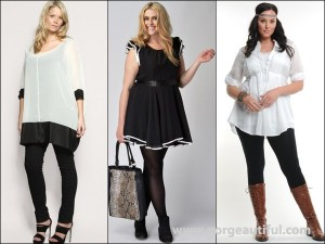 clothes for plus size women