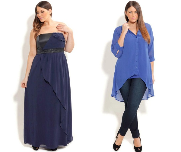 Clothes for plus size women - Style Jeans