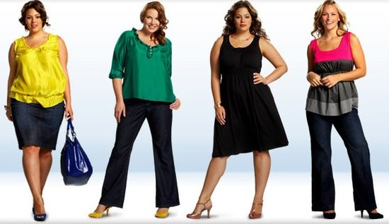 Images of Plus Size Clothing For Women Trendy - Reikian