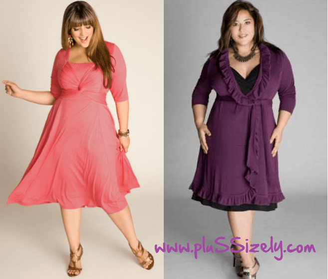 Lady Plus Size Clothes Ottodeemperor