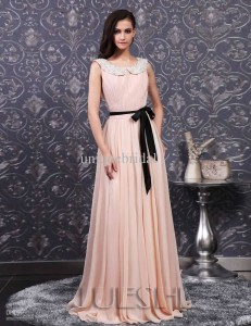 designer evening gowns with sleeves
