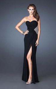 dress for prom short