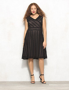 dress plus size 2