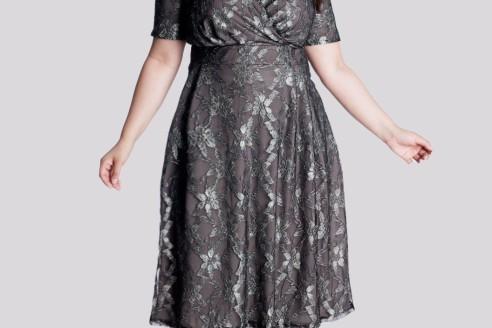 dress plus size malaysia
