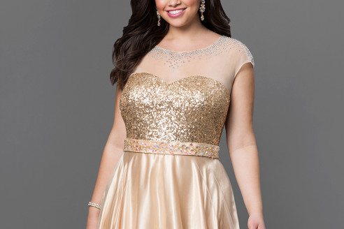 dresses for plus size 4