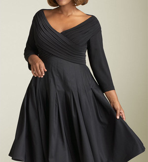 dresses for plus size bridesmaids