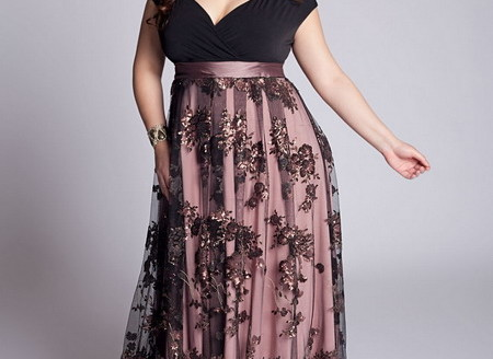 dresses for plus size mother of the bride