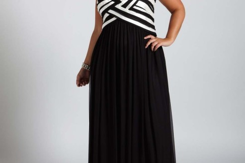 dresses for plus size petites