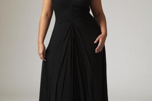 dresses plus size cocktail