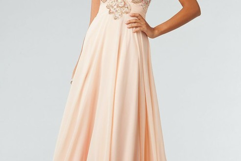 dresses prom long